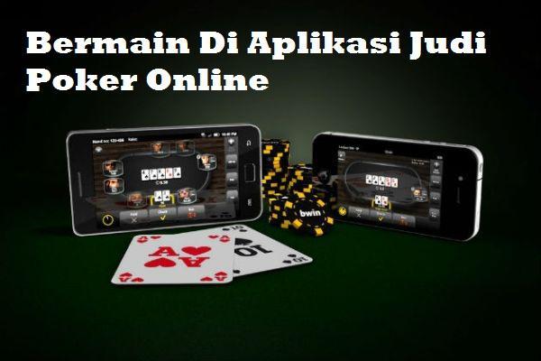 Membangun Pot Dengan Taruhan Bertahap Apk Poker Online
