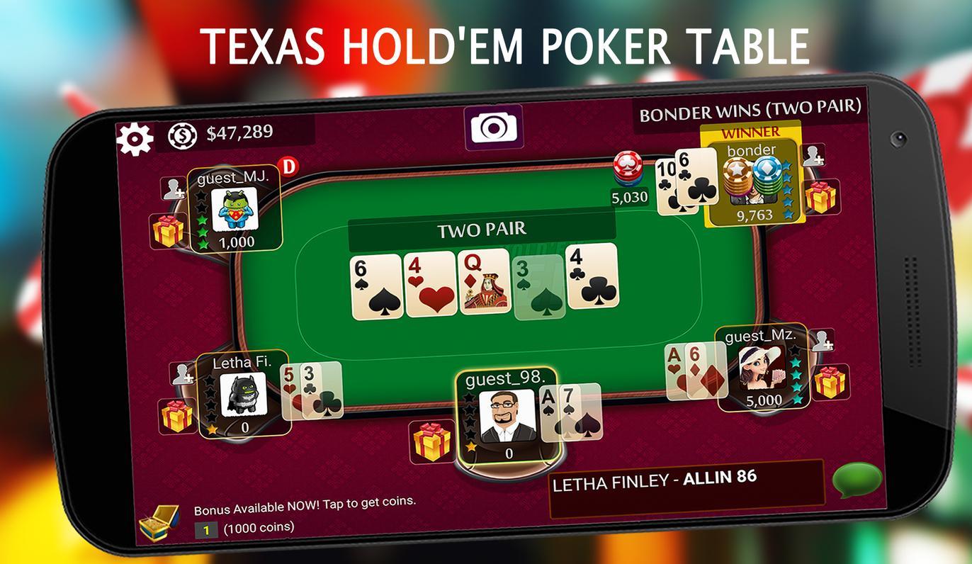 Di belakang Poker Texas Hold'em, cara membuat sejarah online